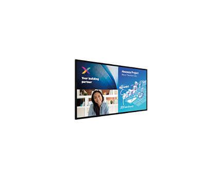 Интерактивный дисплей для конференций