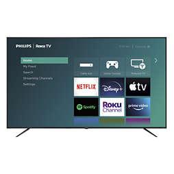 Roku TV Téléviseur RokuTV DEL ultra HD 4K de série 4700