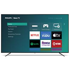 75PFL4864/F7 Roku TV 4000 series LED-LCD TV