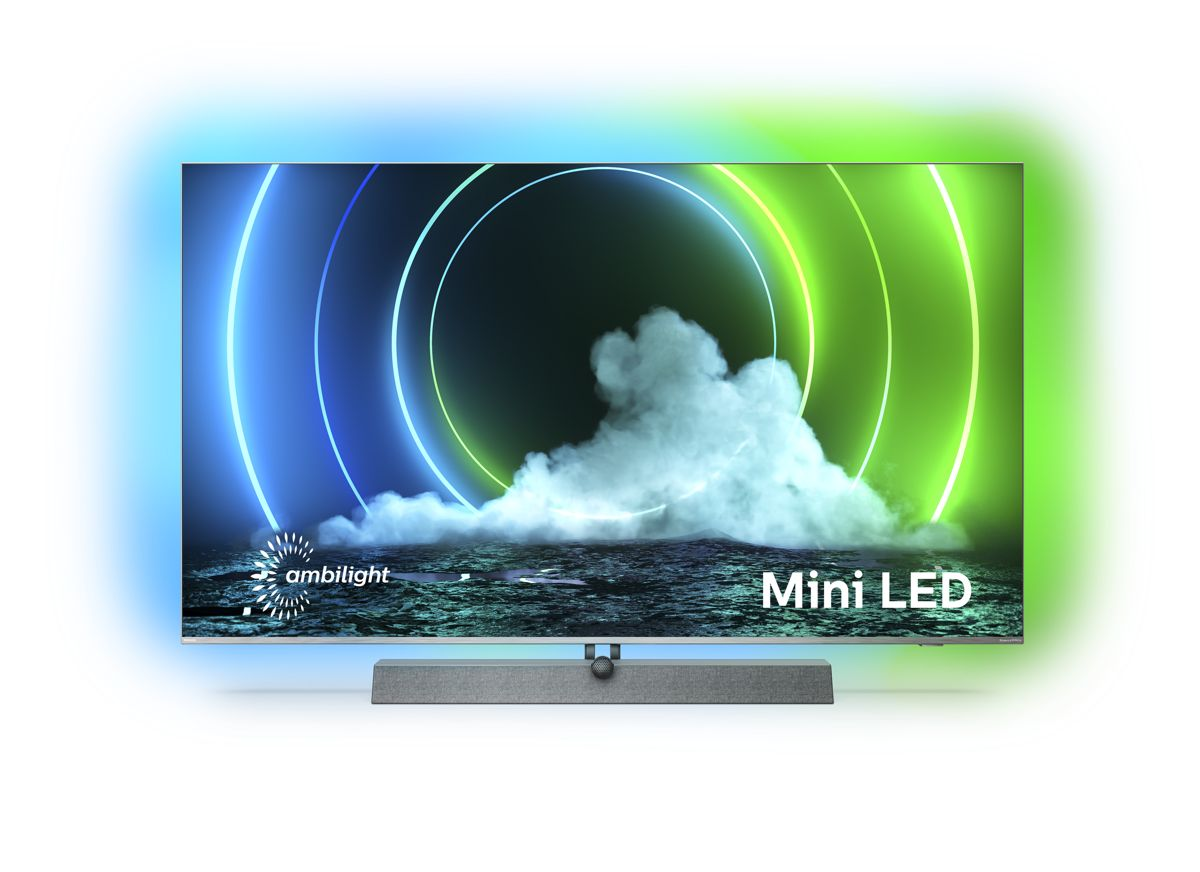 Philips TV 2021: PML9636 MiniLED Series (65PML9636/12, 75PML9636/12)
