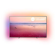 75PUS6754/12 -    4K UHD LED-Smart TV