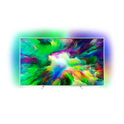 7800 series Android TV LED UHD 4K ultra sottile