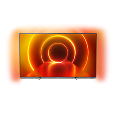 75PUS7805/12 LED טלוויזיה חכמה עם 4K UHD LED