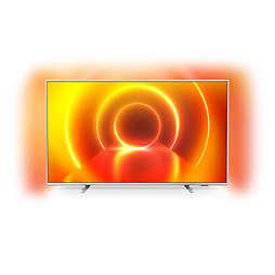 7800 series 4K UHD LED išmanusis televizorius