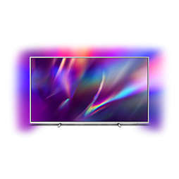 8500 series טלוויזיה Android עם צג 4K UHD E-LED