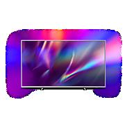 8500 series LED-televizor 4K UHD z OS Android TV