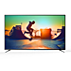 6000 series دقة 4K، شاشة رفيعة جدًا، Smart LED TV