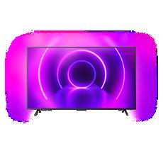 75PUT8265/56  4K UHD، LED، تلفزيون بنظام Android