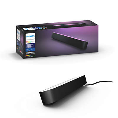 Philips Hue Play Light Bar Single Pack - Black