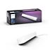 Hue White and color ambiance Barre de lumière Play, emballage de rallonge
