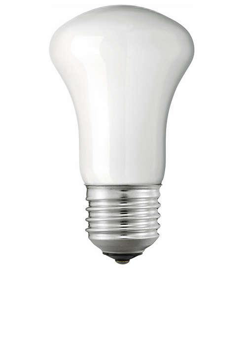 Luz clara e brilhante em qualquer lugar que você precisar