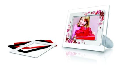 Philips 7FF1MS/37E Digital Photo Frame 64 BIT