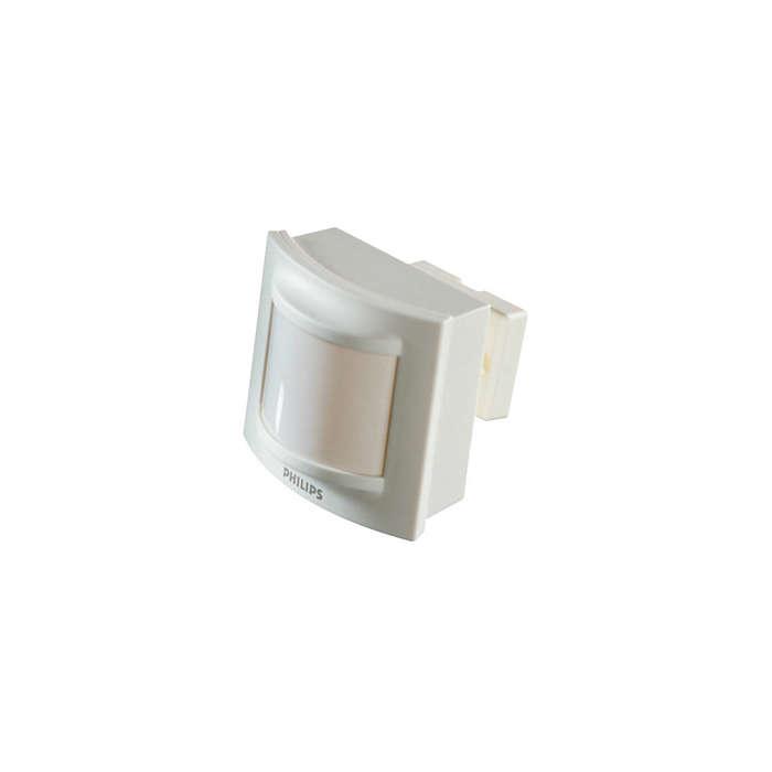 Ausgeklügelte und dennoch einfache und energiesparende Beleuchtungslösungen