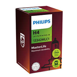 MasterLife Lámpara para luces principales de 24V