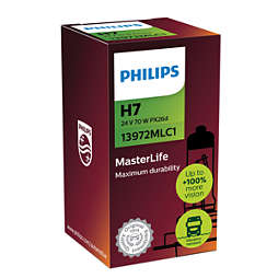 MasterLife Лампа для автомобильных фар 24В