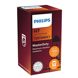 MasterDuty 24 V lyskilder til forlygter
