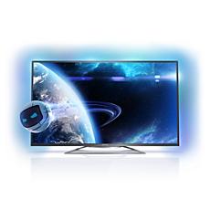 84PFL9708S/12  Ultraflacher Smart LEDTV