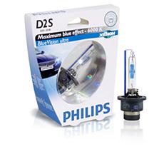 85122BVUS1 BlueVision ultra Headlight bulb