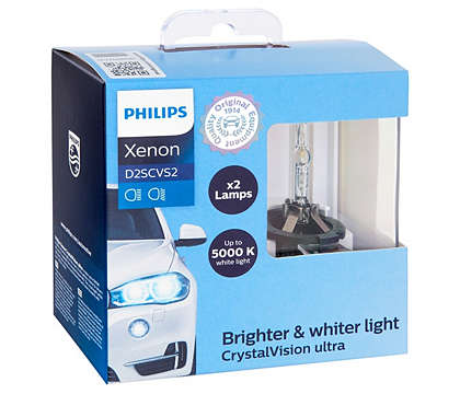 Brighter and whiter light
