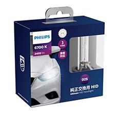 85122FSJ Ultinon HID (FS) ヘッドランプ用 LED バルブ