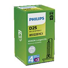85122SYC1 Xenon LongerLife Xenon warranty