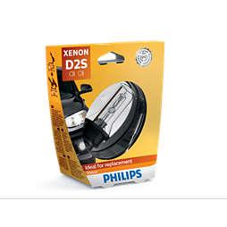 Xenon Vision Ксеноновая лампа для фар головного освещения