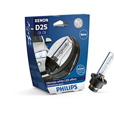 85122WHV2S1 -   Xenon WhiteVision gen2 Xenon car headlight bulb