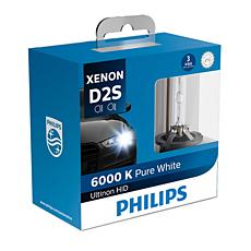 85122WXX2 Ultinon HID 6000K Bóng đèn pha