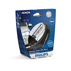 85126WHV2S1 -   Xenon WhiteVision gen2 Headlight bulb