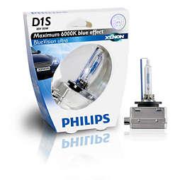 BlueVision ultra Xenon car headlight bulb