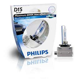 BlueVision ultra Headlight bulb