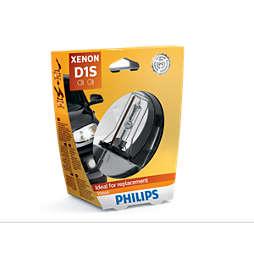 Xenon Vision Lâmpada de xénon para faróis de automóveis
