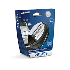 85415WHV2S1 Xenon WhiteVision gen2 Lampe xénon pour éclairage automobile