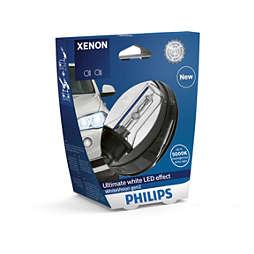 Xenon WhiteVision gen2 Xenonlampa till bilstrålkastare