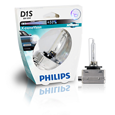 85415XVS1 X-tremeVision Headlight bulb