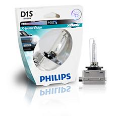 85415XVS1 X-tremeVision Lampe xénon pour éclairage automobile