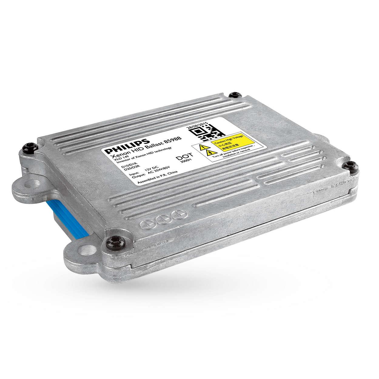 原装设备质量,Xenon HID 车头灯升级