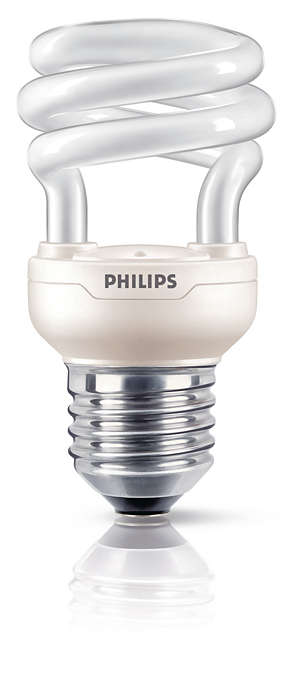 De kleinste en helderste spaarlamp