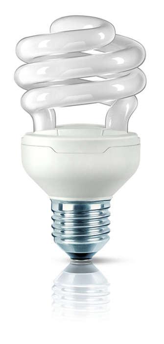Najmenšia úsporná žiarivka