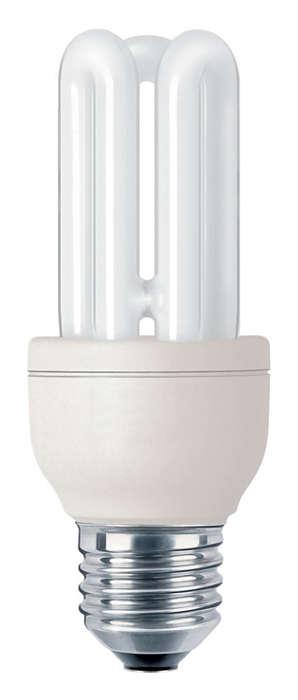 Энергосберегающая лампа №1 в Европе