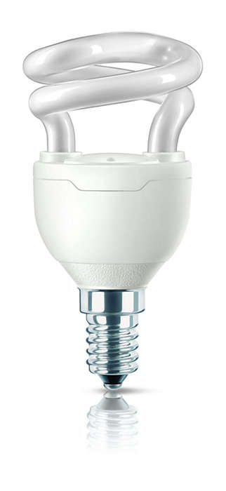 Den minste strømsparende lyskilden