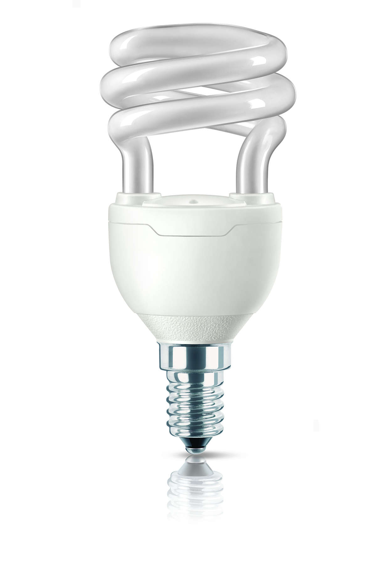 Smallest energy saving lamp