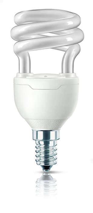 Enerji tasarrufu yapan en küçük lamba