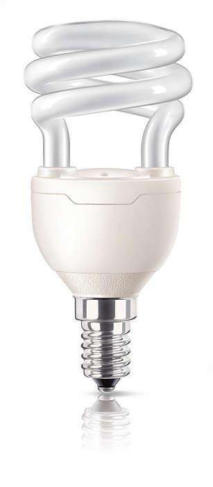 Ο μικρότερος και φωτεινότερος ενεργειακά αποδοτικός λαμπτήρας