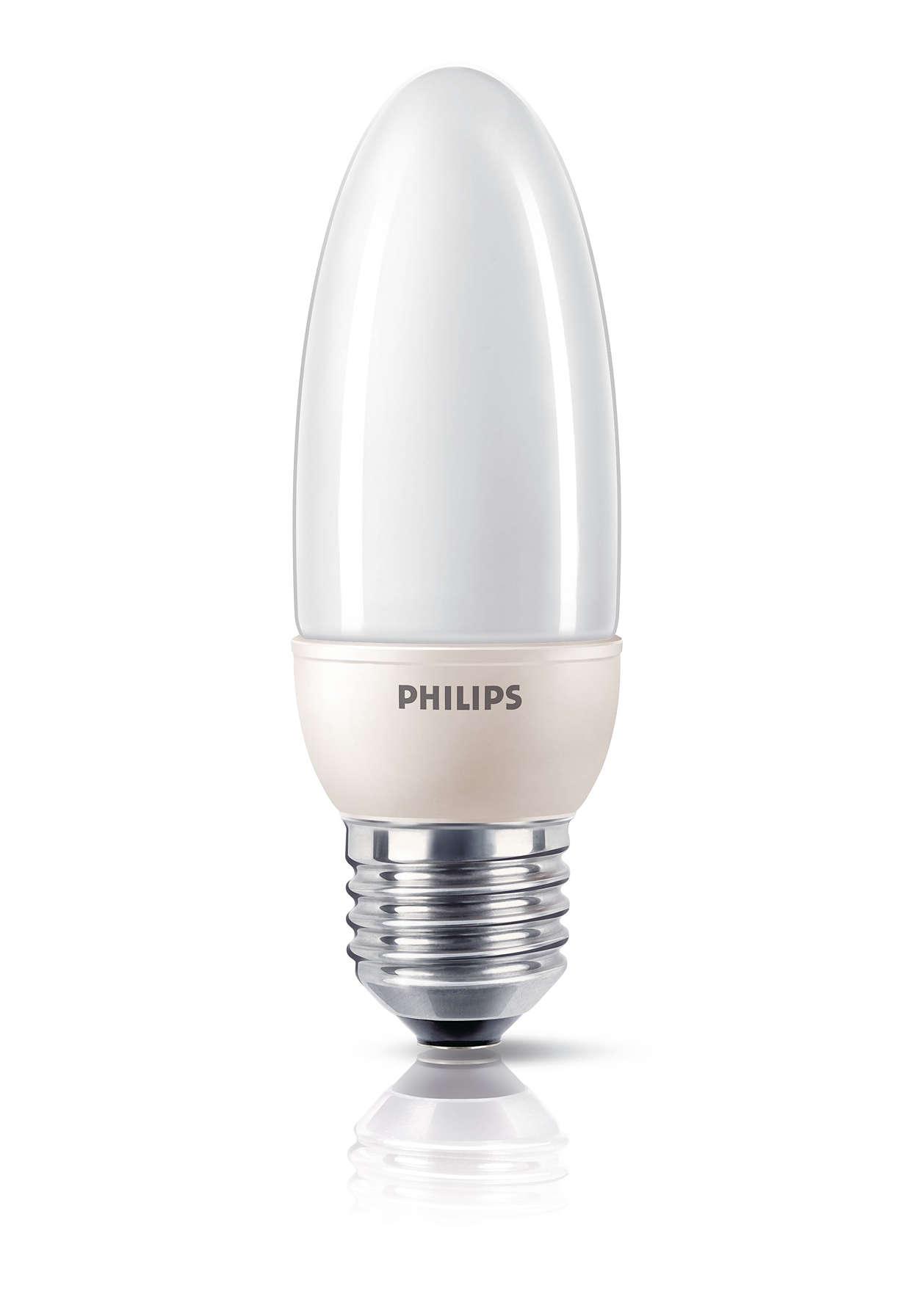 """Enerji tasarruflu, """"yalnızca ışık"""" sağlayan mum tasarımı"""