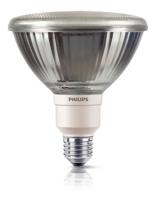 Energijos taupymas taškinėmis lemputėmis