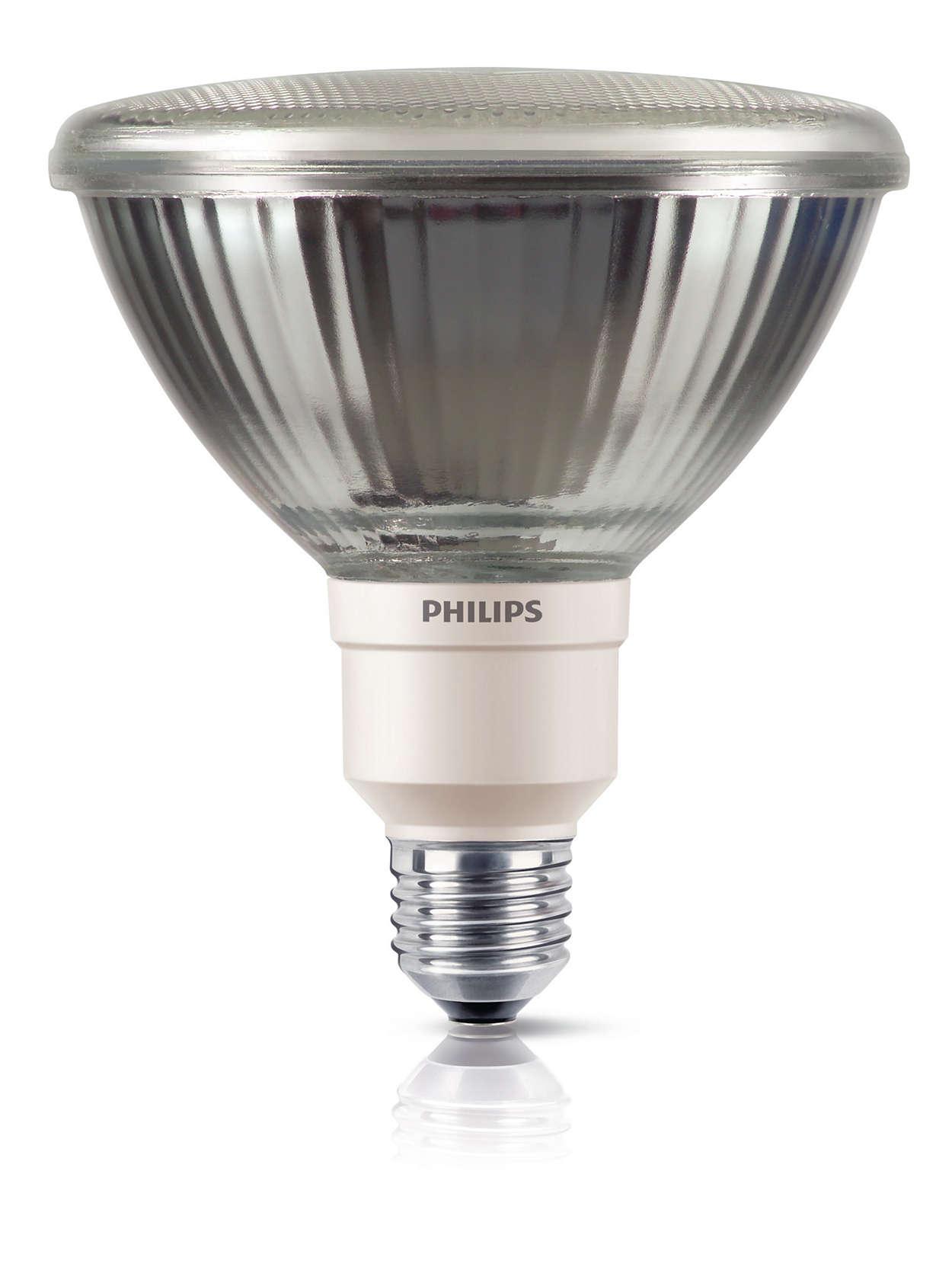 Úspora energie vo forme bodových svietidiel