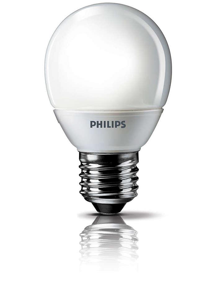 Bóng đèn tiết kiệm năng lượng với hình dáng cổ điển