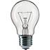 Лампа накаливания каплевидной формы