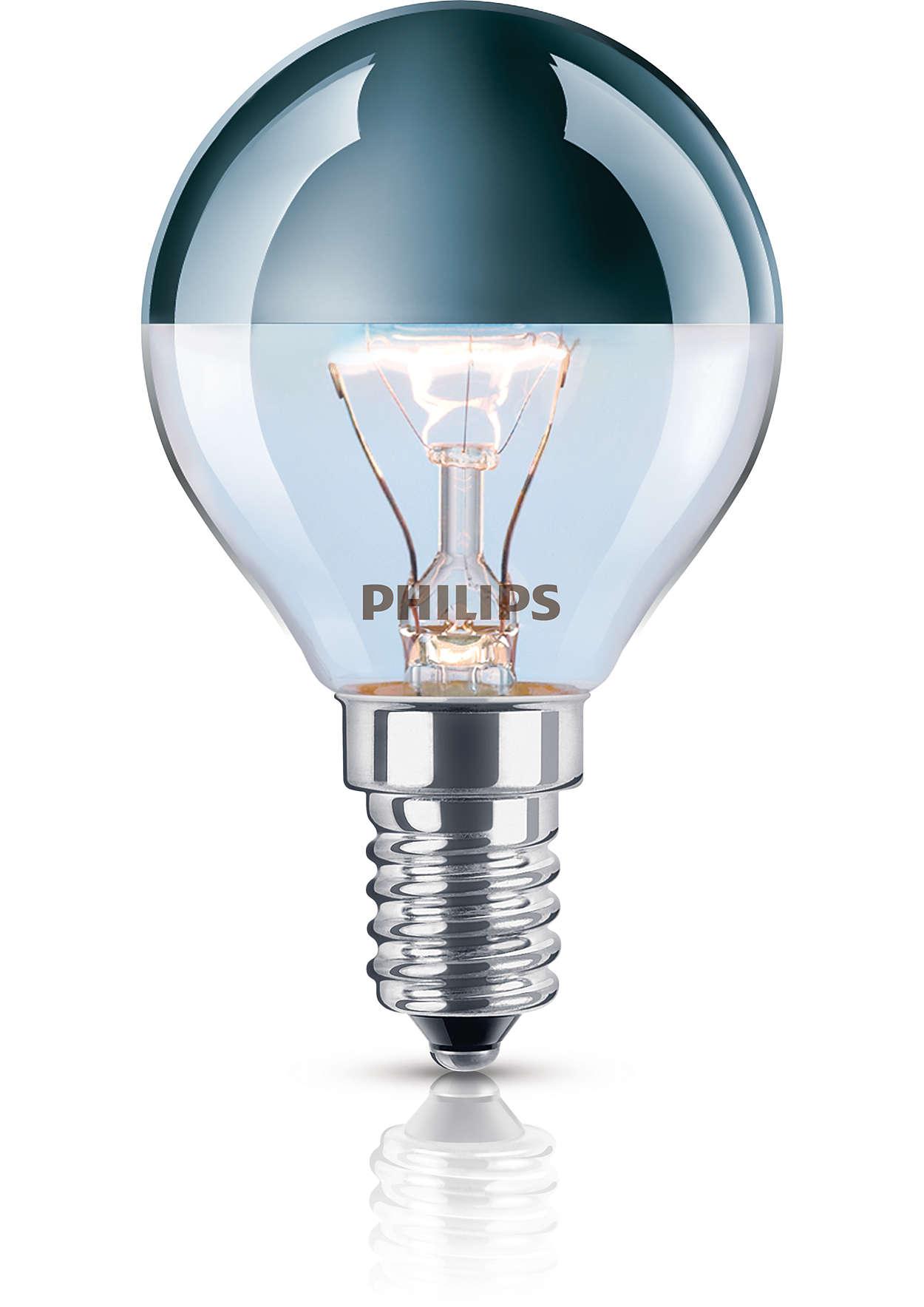 Epäsuoraan valaistukseen suunniteltu lamppu